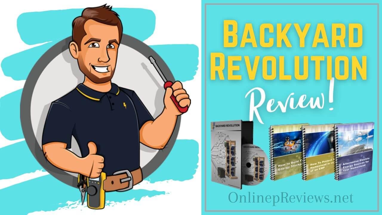 Backyard Revolution Review - Legit or Solar Energy Scam?
