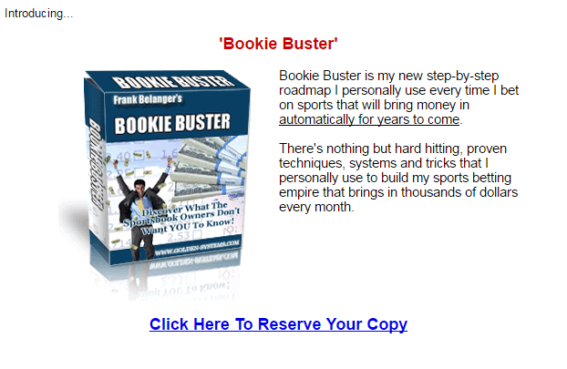 bookie-busters