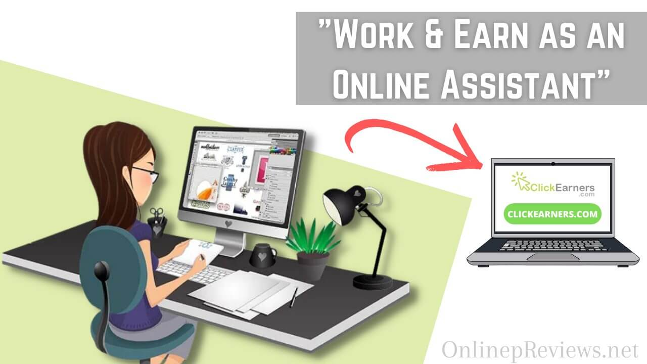 ClickEarners.com Online Assistant