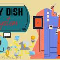 DIY Dish System Electricity