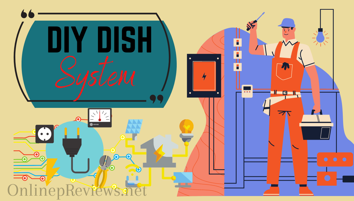 DIY Dish System Review - Who Should (& Should Not) Buy It?