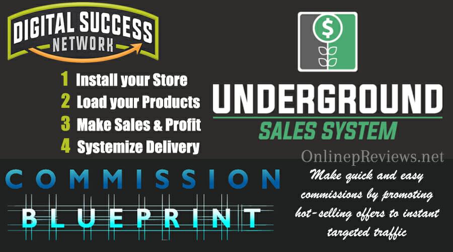 Digital Success Network Bonus Products