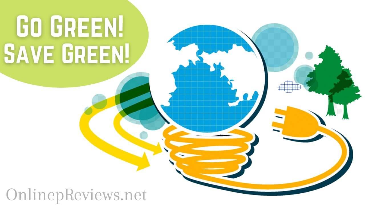 Easy Power Plan Go Green Save Green