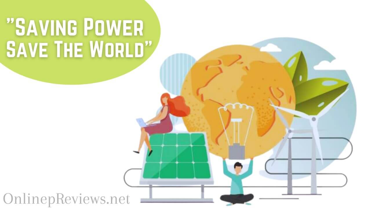 Easy Power Plan Save The World