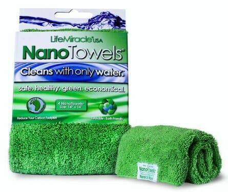 Nano-Towels
