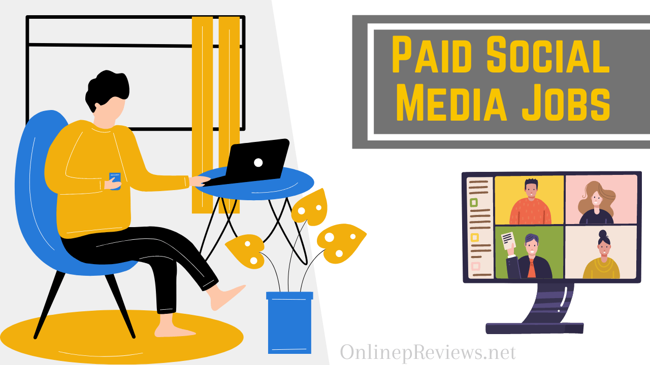 Paid Social Media Jobs In Demand Now
