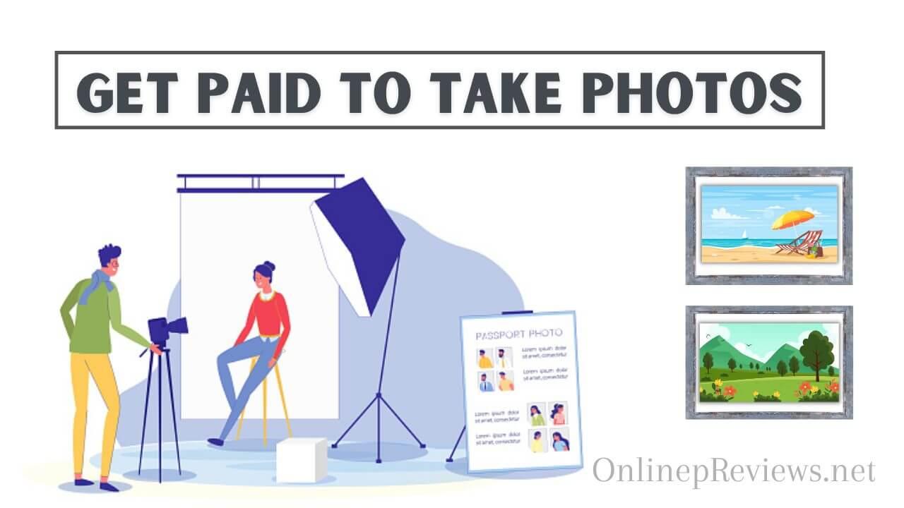 PhotoJobz Earnings get paid to take photos