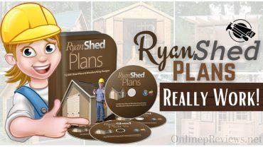 RyanShedPlans Guides And Program