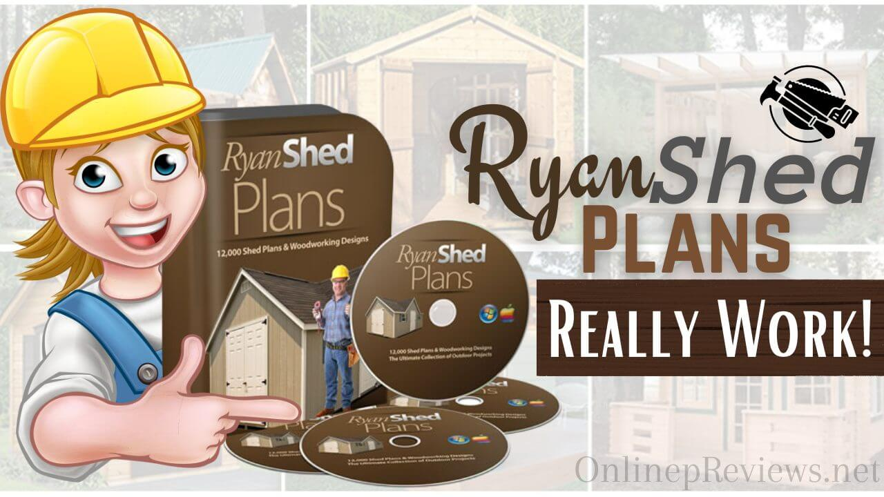 Does RyanShedPlans Really Work? - My Shocking Review