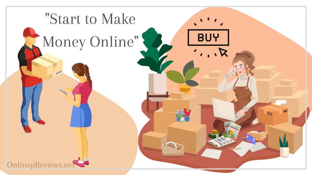 Slogan Seller Make Money Online