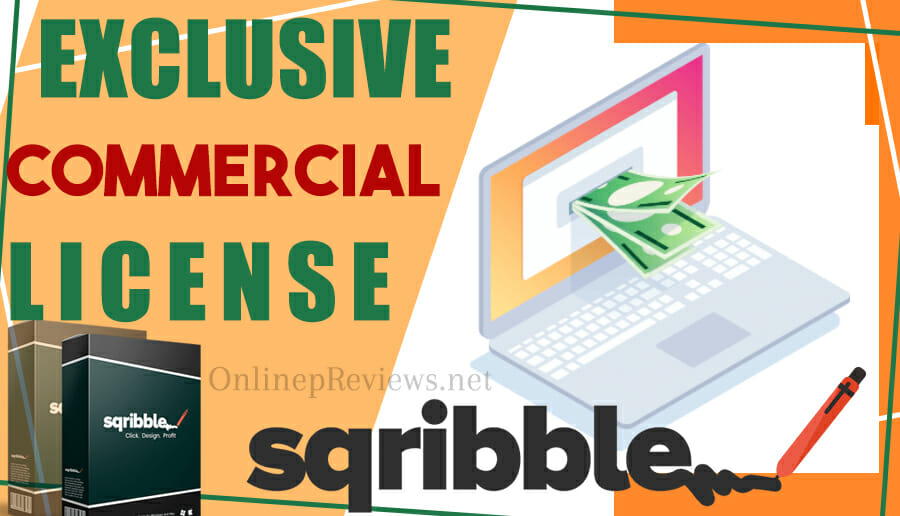 Sqribble Exclusive Commercial License