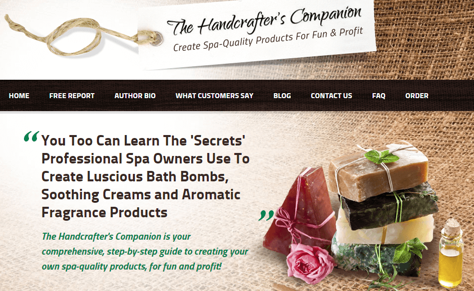 The Handcrafter's Companion Review - What You Need To Know?