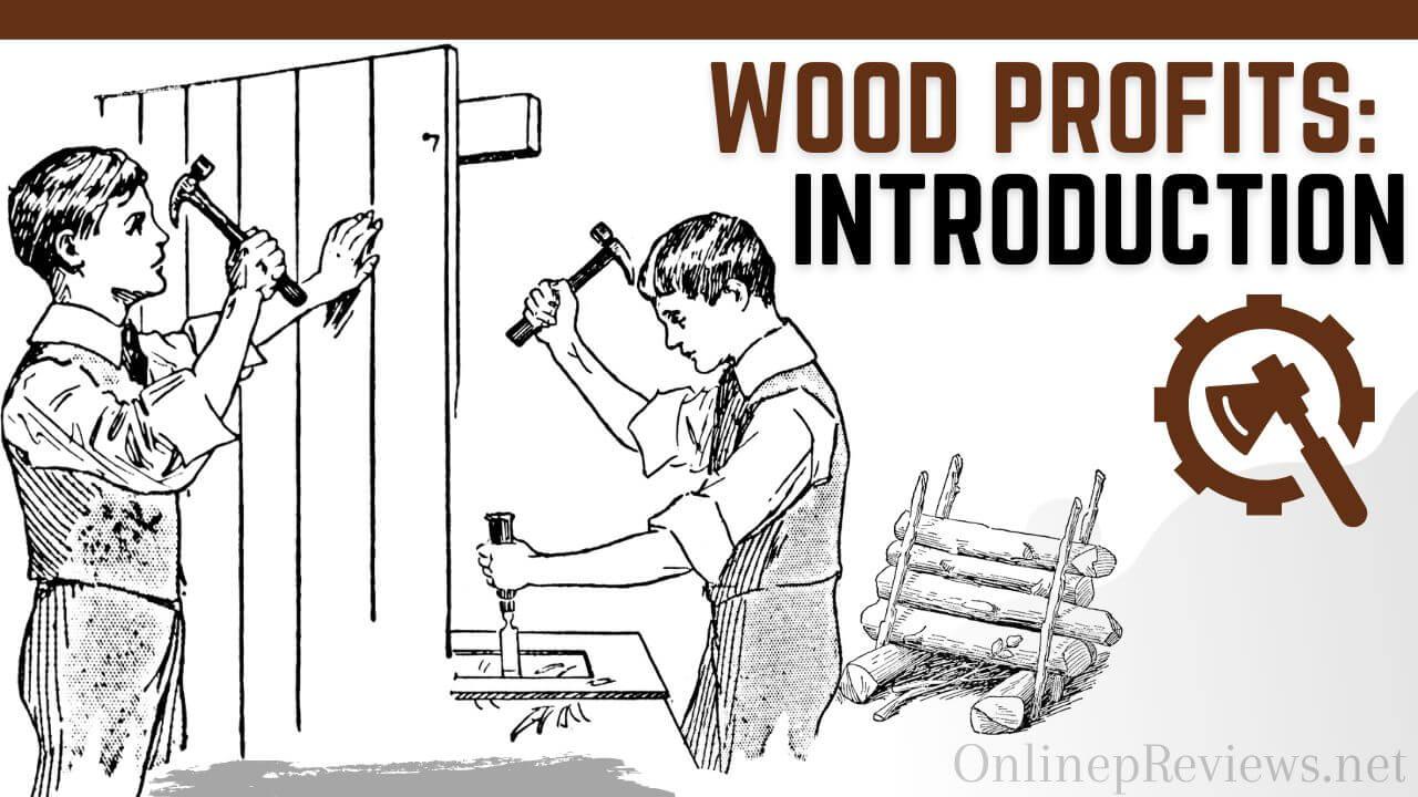 Wood Profits Introduction