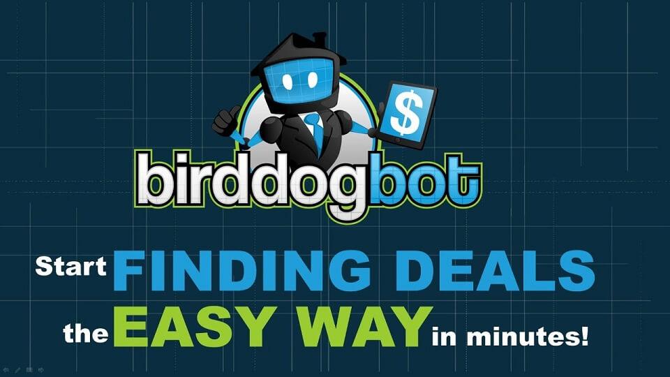 Bird Dog Bot