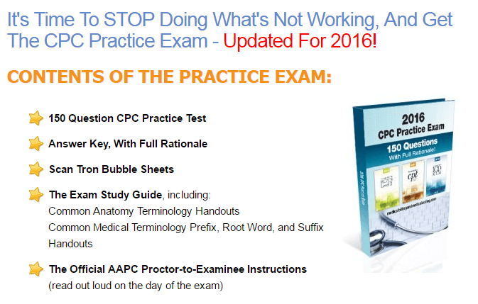 CPC Practice Exam - Our Full Review