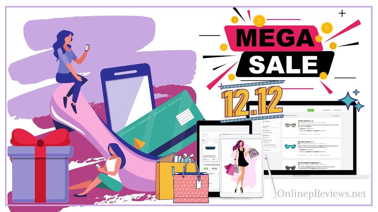Salehoo Mega Sale