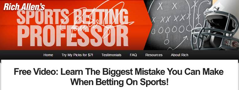 Rich Allen Sports Betting - image 8