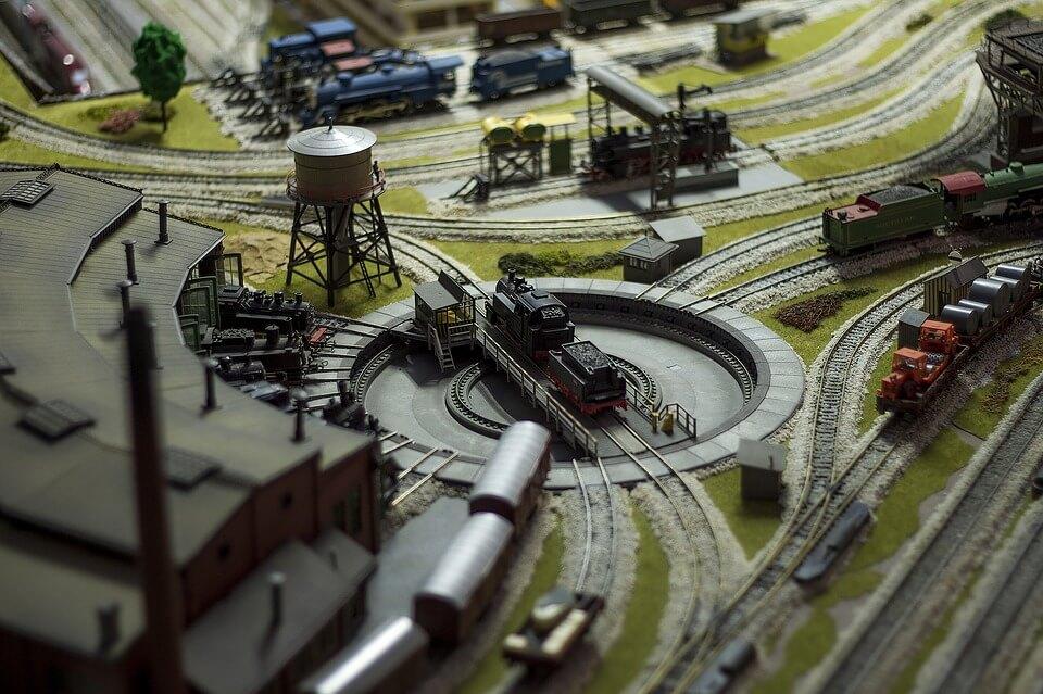 Model Trains For Beginners